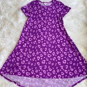 LulaRoe Leopard Dress